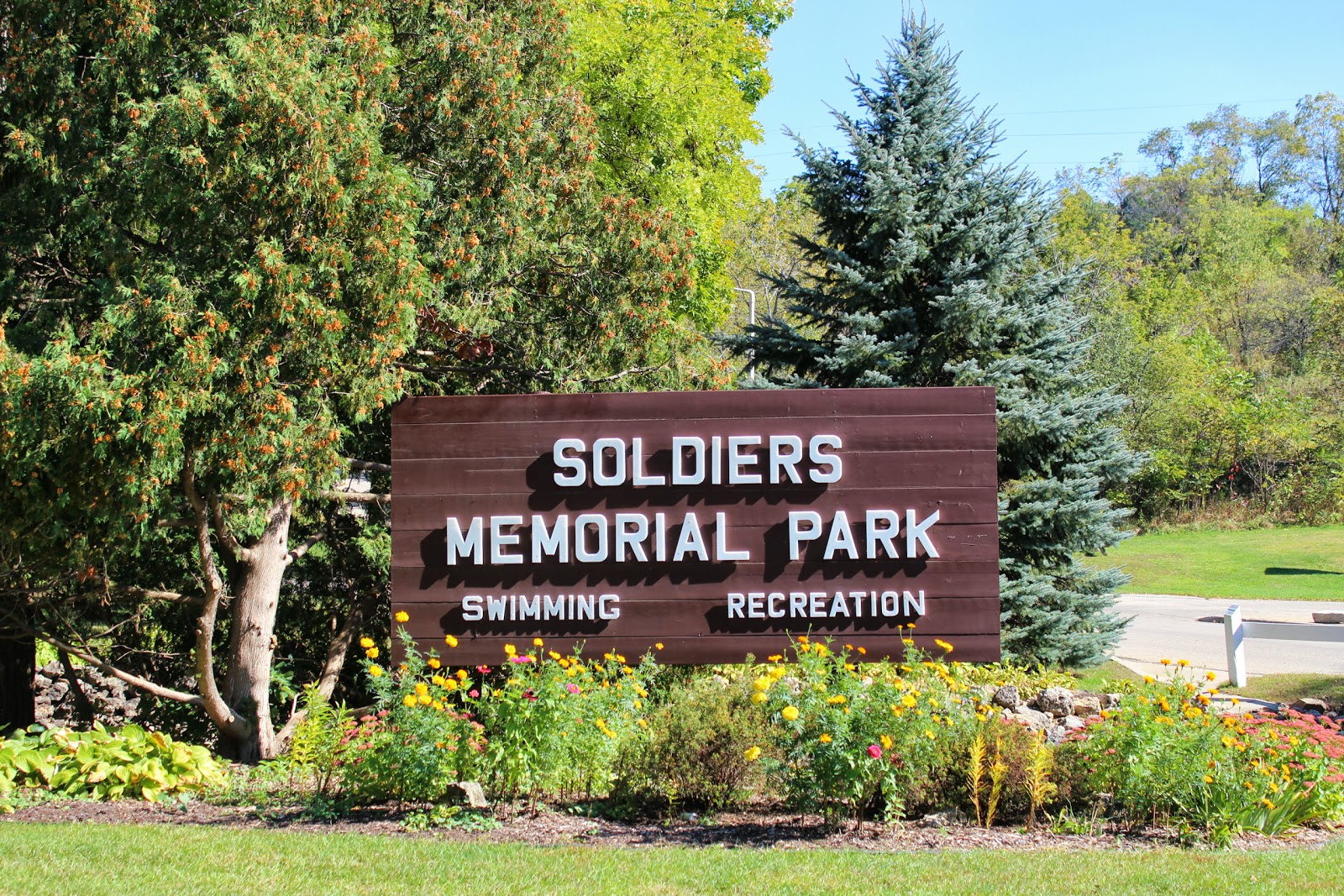 soldiers park picture